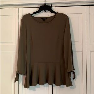 Olive Blouse